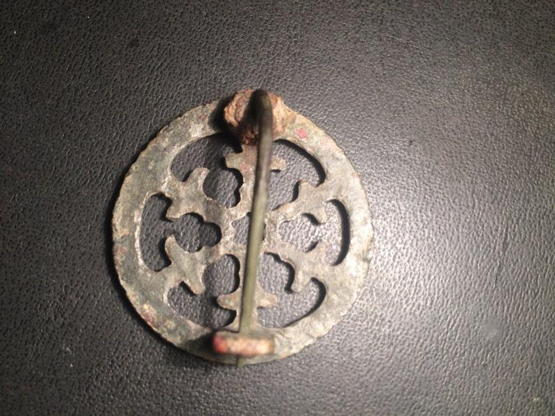 StarSun Ancient Roman brooch