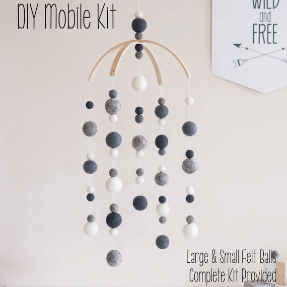 Items Similar To Diy Mobile Diy Crib Mobile Diy Cot Mobile Mobile