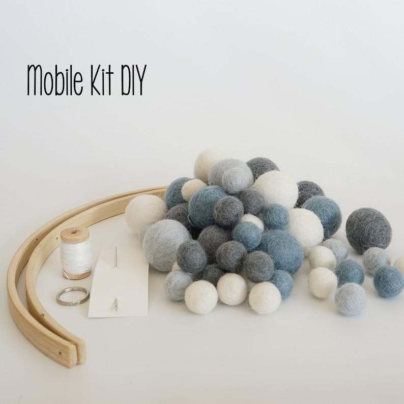 DIY Baby Mobile   DIY Baby Mobile Kit  DIY crib mobile  diy image 0