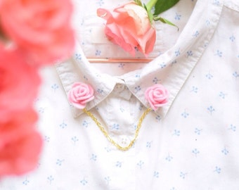 Collar Clips & Pins