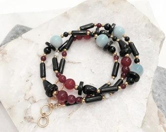 Triple bracelets