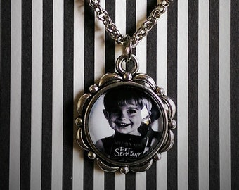 Carrie Mini Cameo Necklace  Carrie White  Horror  Horror Necklace  Horror Jewelry  Stephen King  Stephen King Carrie  Sissy Spacek