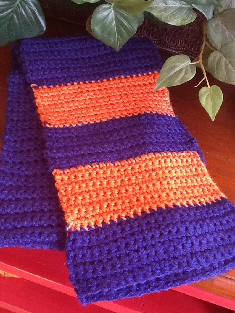 Warm winter scarves image 0