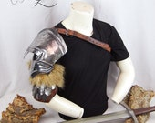 Midi steel shoulder armor...