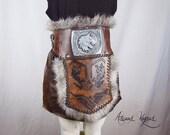 Cornión leather belt. UE...