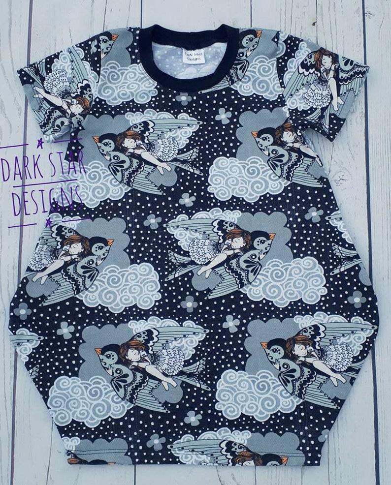 Girls Dress Kanto style organic kids clothing image 0