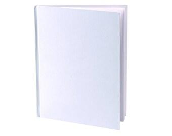 blank book etsy