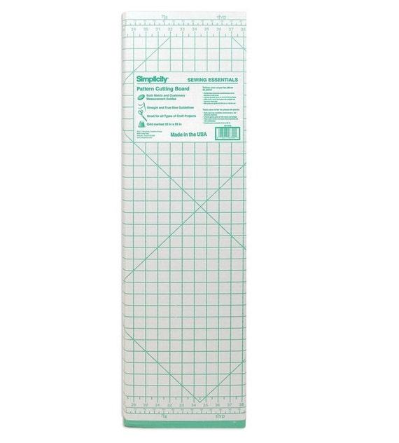 Tablero de cartón patronaje costura 36 de 60 pulgadas tabla | Etsy