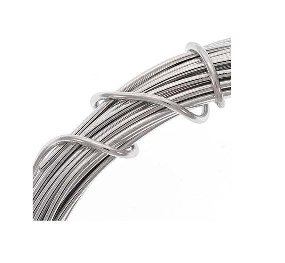Aluminum Craft Wire 12 Gauge 39 Feet Silver, Craft Projects And ...