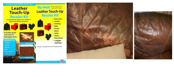 Prime Liquid Leather Touch Up Recolor Kit Includes 7 Mixable Colors Restore Slight Holes And Tears On Leather Furniture Auto Or Leather Items Machost Co Dining Chair Design Ideas Machostcouk