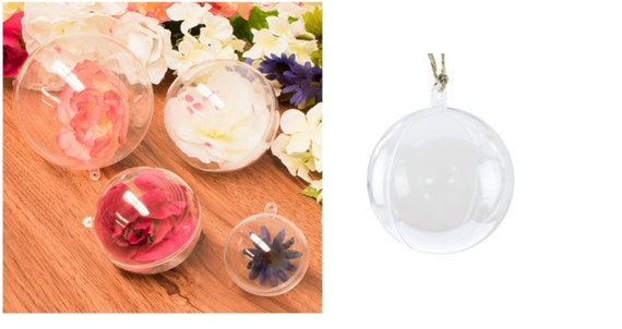 Natural Wooden Craft  Balls Sphere Round Craft Supplies 6-60mm Diameter