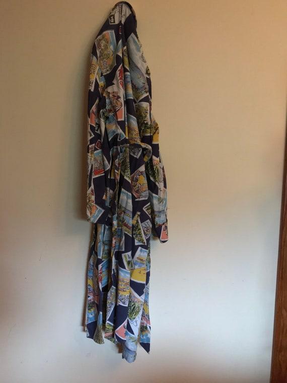Rare Ralph Lauren Robe Kimono Rare Ralph Lauren P… - image 9