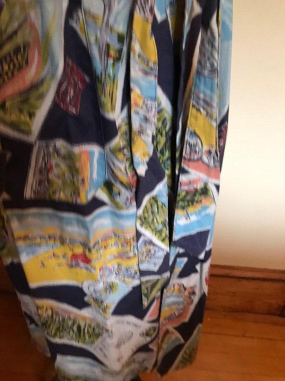 Rare Ralph Lauren Robe Kimono Rare Ralph Lauren P… - image 3