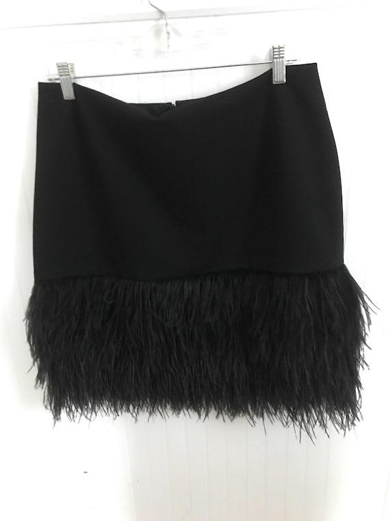 Ralph Lauren Skirt Vintage Feather Polo Western Ev