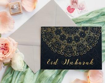 Eid mubarak card etsy eid mubarak card eid greeting card download m4hsunfo