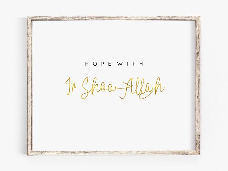 Sha Allah Komt Alles Goed – Lapsi