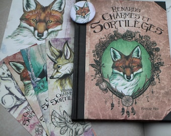"fantasy book ""foxes, charms and spells"""