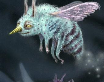 Sprinklebee (PRINT)