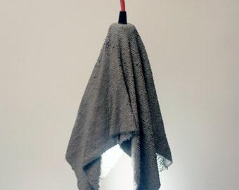 Fabric Concrete Lamp