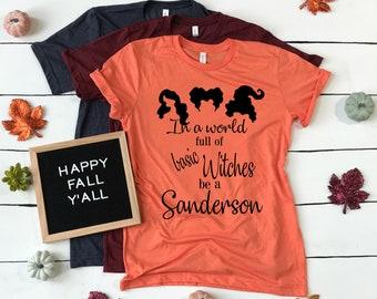 c609e9bb6a25 It's Just a Bunch of Hocus Pocus Shirt, Halloween Shirt, Hocus Pocus Shirt,  Fall Shirt Women, Amuk Amuk Amuk, Hocus Pocus, sanderson sisters