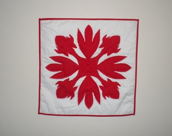 Torch Ginger Christmas quilt