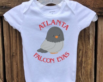 5d6496b7355d Falcons baby outfit