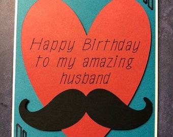 Happy Birthday Huband or Boyfriend