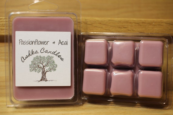- Pack of 3 Soy Wax Melts Floral Scent Lavender, Sweet Pea /& Jasmine