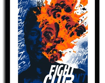 fight club by JOSHUA BUDICH