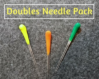Double Felting Needle Pack (40T-38S-43T)
