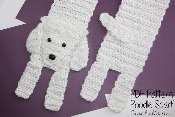 Crochet Animal Scarves Patterns You'll Love Video Tutorial | 380x570