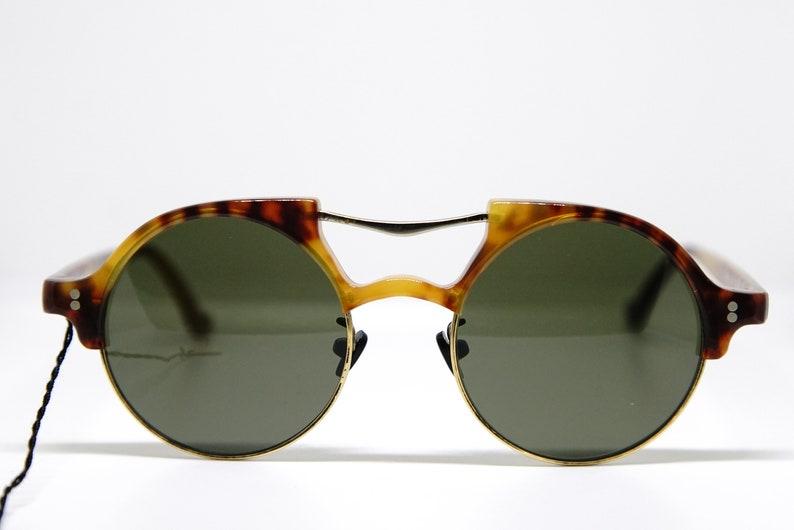 ca0808500e Vintage Gianni Versace sunglasses mod.493 New Old Stock