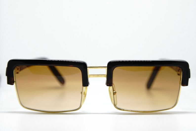 0daee1b8ef Vintage Versace perspective sunglasses mod.408 New Old Stock