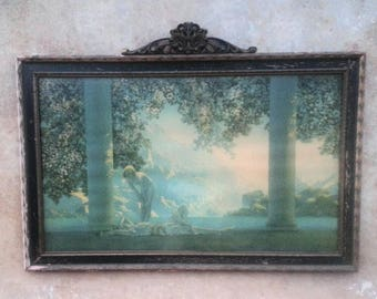 Maxfield Parrish Daybreak Original