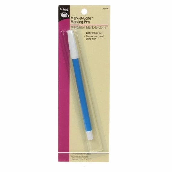 Blue New Version 676-60 Mark-B-Gone Marking Pen