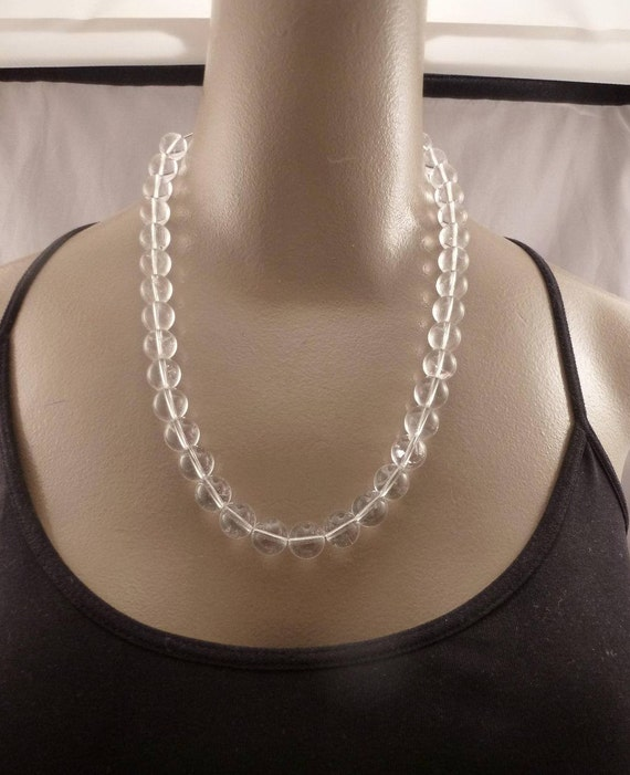 14k White Gold Pools of Light Necklace RARE. - image 1
