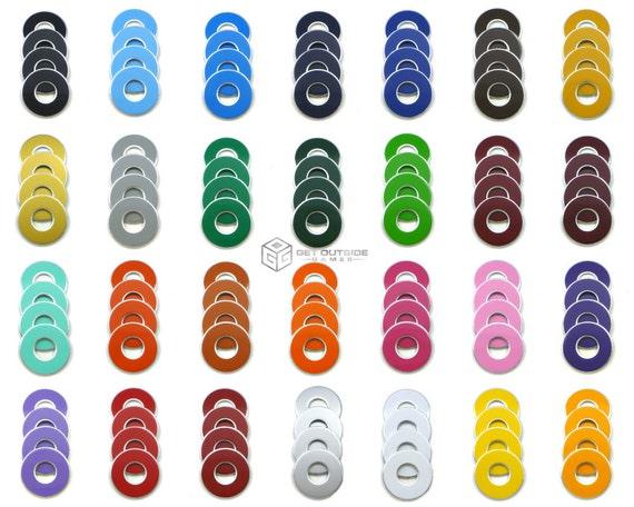 Mélanger les 4 VVashers™ - rondelle / rondelles jeu de rondelle de sortir des jeux