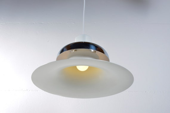 Danish Mid Century Modern Hanging Mandalay Pendant Light Louis Etsy