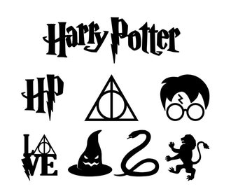 Harry Potter Car Decal *You choose* *ships free*