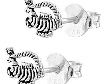 1210c87a086b aretes de plata aretes joyas de plata de ley 925 del escorpión