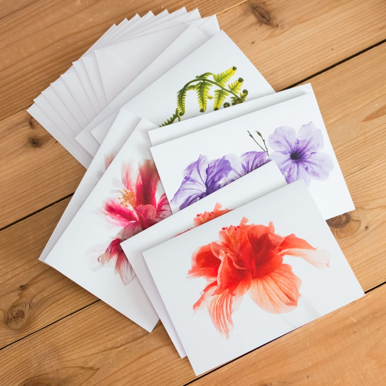 Blank Note Card Set image 0