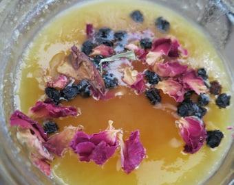 Elderberry Rose VT Honey