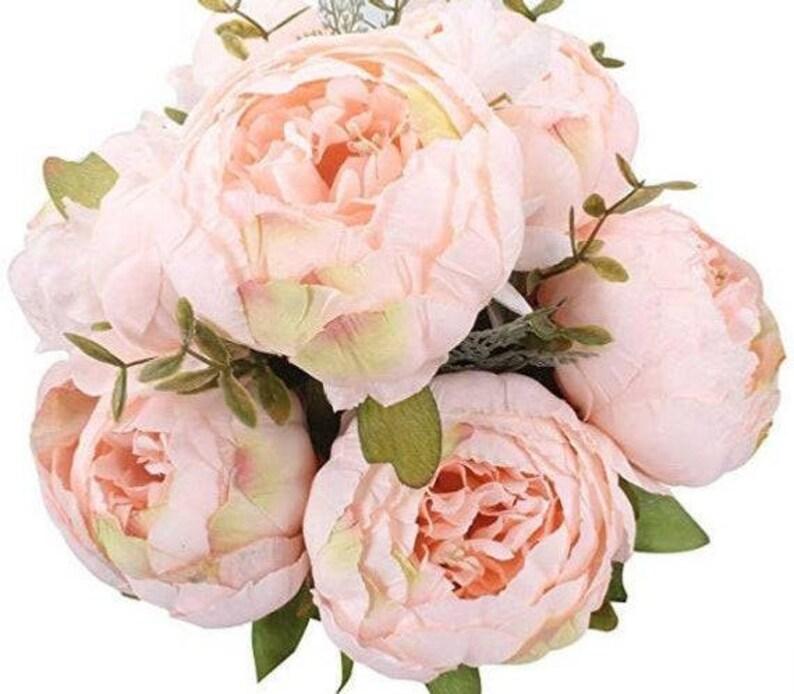Floral Gold Hoop Wreath, Gold Metal Ring Wreath, Wedding Decor, Nursery,  Flower Hoop, Blush Peony, X Large 27 inch hoop, Floral Hoop