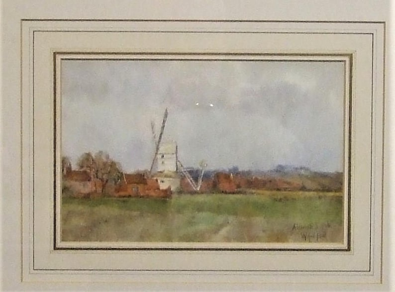 Aldeburgh Suffolk Angleterre Wilfred Williams Ball Station Etsy