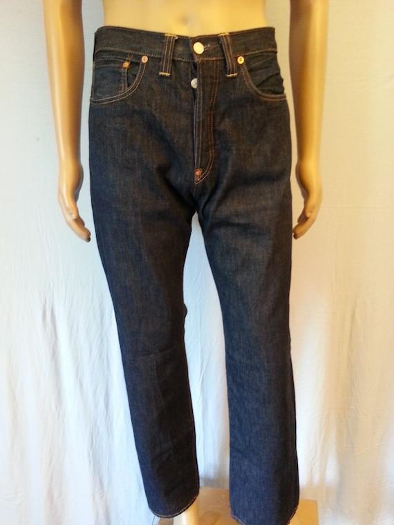 Vintage Levis 501 size 32/34, vintage model 1937 d