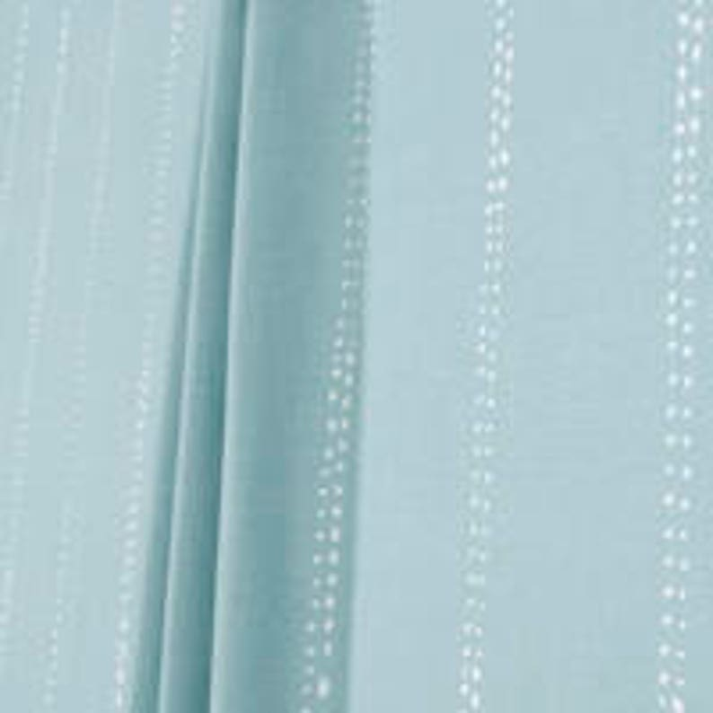 Multiple Sizes Striped Window Topper Premier Prints Carlo Collection Cafe Curtains Multiple Colors Lined and Unlined Valances