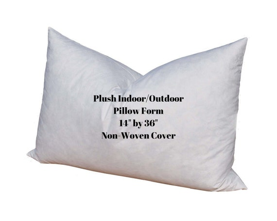 36 X 36 Pillow Insert.Pillow Form 14 X 36 Pillow Insert Indoor Or Outdoor Use Pillow Insert For Your Patio Or Home Decor Use