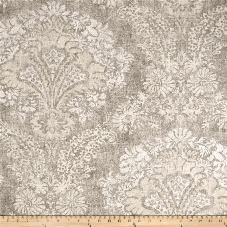 Magnolia Home Fashions Hamilton Collection Lined or Unlined Valances For Living or Dining Decor Lined Cafe Curtains Floral Valances