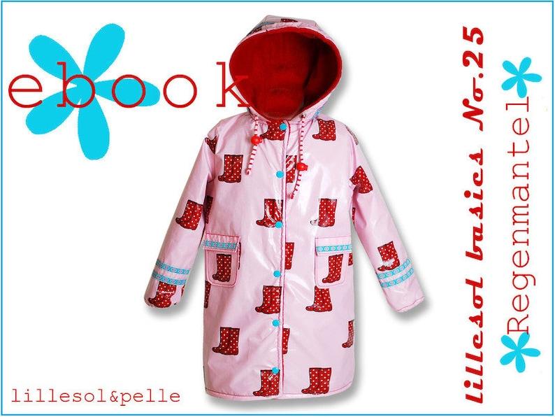 ebook/Sewing Instructions Raincoat image 1