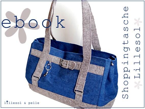 Ähnliche Artikel wie Ebook Shoppingtasche Lillesol auf Etsy
